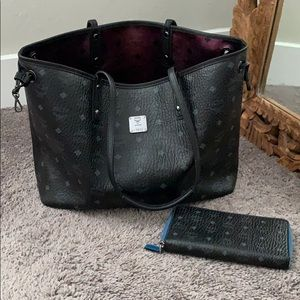 Bag and wallet MCM